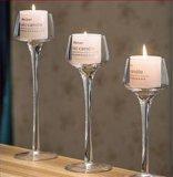 Букет из роз форма стекла при свечах держатель с давно связана с свечи