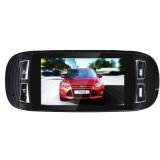 Carro Manual Dashcam Full HD DVR HD câmara G1w com WDR H. 264