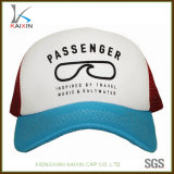 Sombrero impreso venta al por mayor del casquillo del camionero de la espuma y del acoplamiento