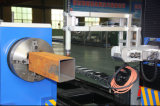 Grand dos de GV profilant la machine taillante de découpage de plasma de commande numérique par ordinateur de pipe
