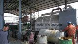 10ton fábrica de Reciclagem de Pneus Obtendo para Motores Diesel