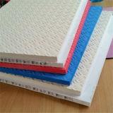Polyester renforcé de PRF Composite Panneau alvéolé pour échafaudages