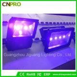 UV380nm UV385nm UV390nm UV400nm 100W UVled Flut-Licht IP65 für das Aushärten