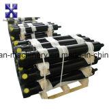 Cilindro hidráulico para o reboque da descarga