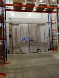 Porte auto-glissante professionnelle pour stockage à froid / chambre froide