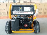 7kw RCDおよび遠隔開始を用いる携帯用頑丈なガソリンガソリン発電機