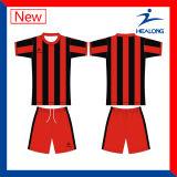 Healong personalizou o projeto novo de Jersey do futebol do Sublimation