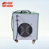 低燃費装置管の溶接機