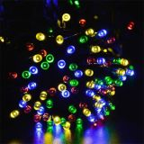 20m/30m/40m/50m Solar Powered LED String Light