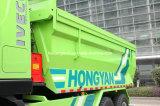 [سيك] [إيفك] [هونجن] [جنلون] [350هب] [6إكس4] [دومب تروك]/[تيبّر تروك] /Dumper شاحنة يورو 4 حارّ على عمليّة بيع ([أو] شكل بقرة تربة)