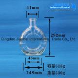 Bottiglia di vetro vuota della bottiglia di vetro del vino del fornitore della cristalleria