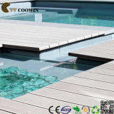 Decking em torno de arvores de terra Pool Decking Boards Composite