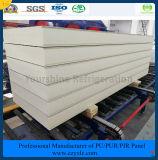 ISO, SGS одобрил 180mm выбитую алюминиевую панель сандвича PIR (Быстр-Приспособьте) для замораживателя холодной комнаты холодной комнаты
