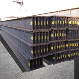 Горячекатаный луч h стали для структуры здания