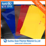 Ocan 색깔 드럼 포장을%s 엄밀한 PVC 박판 장