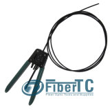 Afbijtmiddel van de Kabel van de Daling Tool/FTTH van de vezel het Optische