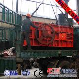 O dobro da capacidade elevada de China Teethed triturador do rolo para a mineração