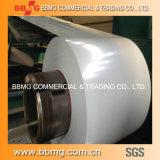 Heiß/walzte (0.125mm-0.8mm) heißes eingetaucht galvanisiert vorgestrichenes/Farbe beschichtetes gewelltes Dach-Metallblatt-Material des Stahl-ASTM PPGI kalt