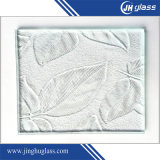 Qualitäts-Muster-Glas, dekoratives Galss, bereiftes Muster-Glas mit ISO&CCC Bescheinigung