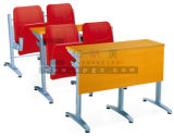 学校の教室セットのための現代大学机椅子