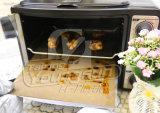 Forro de estera de horno de fácil limpieza antiadherente