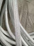 Cuerda cuadrada de la fibra de vidrio para aislar, contra calor