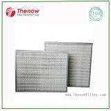 Фильтр HEPA, фильтр панели HVAC, H11~H14