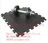 連結の屋外のゴム製床タイル、屋内体操の床タイル