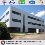 Estrutura de aço da estrutura de metal Sinoacme prédio comercial