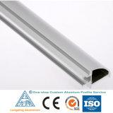Profil en aluminium d'extrusion d'approvisionnement d'usine avec le prix concurrentiel