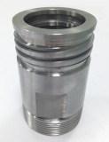Pièces de précision usinées par commande numérique par ordinateur d'OEM du prototypage Aluminium/6061/7075 usinant la partie
