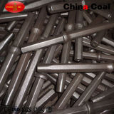Hex. 19mm le roc solide de carbure de tungstène conique de la tige de forage