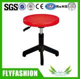 持ち上げなさい旋回装置の実験室の椅子の高さの調節可能な腰掛け(PC-35)を