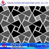 DIN 1.4550 1.4541 Folha de aço inoxidável resistentes à corrosão na chapa de metal inoxidável