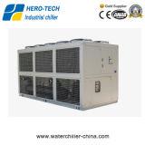 Винтовые компрессоры с воздушным охлаждением воды для охлаждения машины