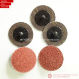 38mm、Tr Type ScothBrite Coated Abrasives Roloc Discs (Professional Manufacturer)