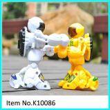 2.4G het plastic Speelgoed van de Robot voor het Bestrijden van Pk Spel