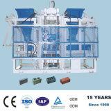 La construcción de bloques de concreto, máquina de bloques de hormigón de la máquina