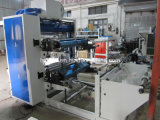 2-Color/4-Color/6-Color Flexo Drucken-Maschine