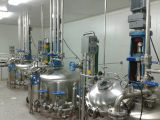 Planta de acero inoxidable Production-Scale Fermentor