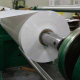 D'épaisseur 0.5mm blanc brillant - rouleau de film de PVC rigide pour impression offset