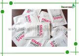 Folha de máscara facial Branco Caracol Tailândia cuidado da pele