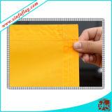Occhielli/gommini di protezione su bandiere della Flag Banner, Polyester Company