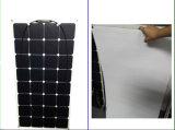 최신 판매 경량 좋은 품질 반 유연한 태양 전지판 100W 200W 300W