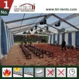 Effacer fabrique des tentes pour les événements avec cadre en alliage en aluminium résistant