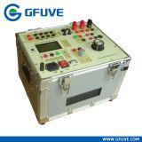 Equipo de prueba de relés de instrumentos de prueba eléctrica monofásica