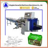 Swwf-590 reciprocar tipo D-Cam moción de la máquina de embalaje