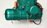 移動トロリーが付いているプラント倉庫のためのCD MDの起重機または電気起重機または電気ワイヤーロープ起重機