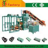 Qt4-20 Automatic Hydraulic Brick Making Machine Line für Sale in Afrika