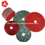 Disco de fibra abrasivo de metales / acero inoxidable (distribuidor de 3M)